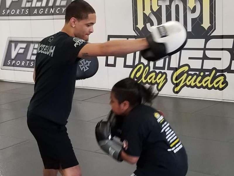 Kids Muay Thai in Crest Hill