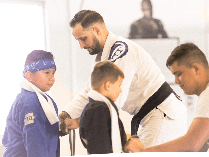 Kids Brazilian Jiu Jitsu in Crest Hill