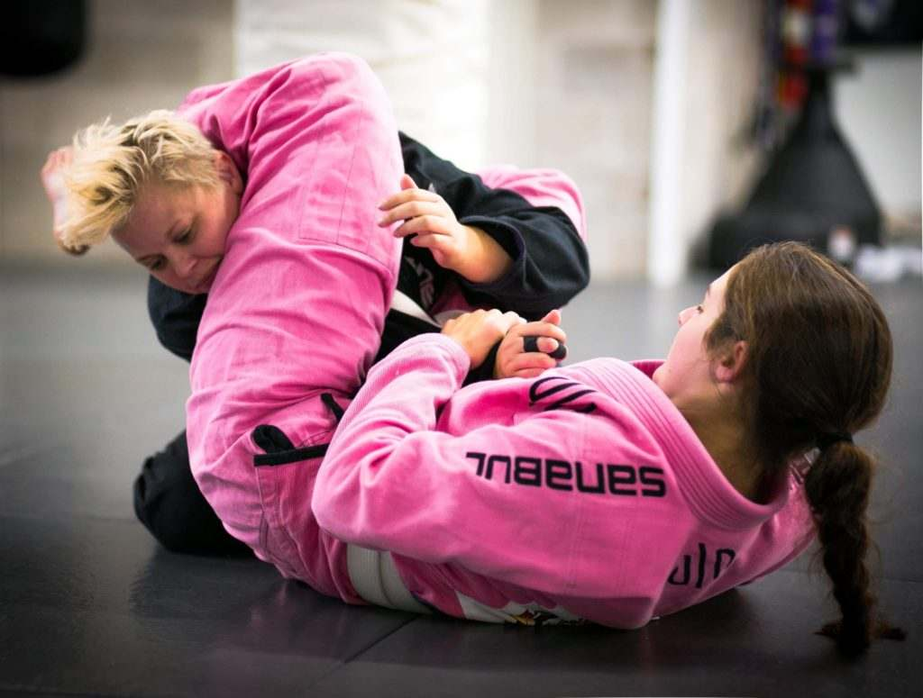 BJJ classes for adults